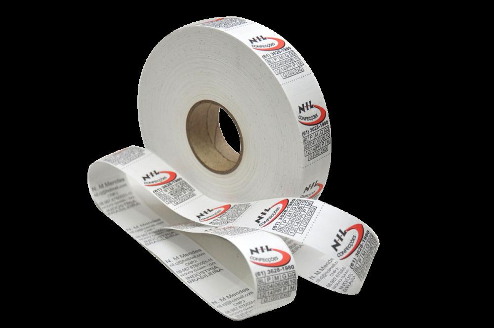 Todos Somos Clientes Normas Básicas De Etiqueta Para: Etiqueta De Nailon Resinado Textil